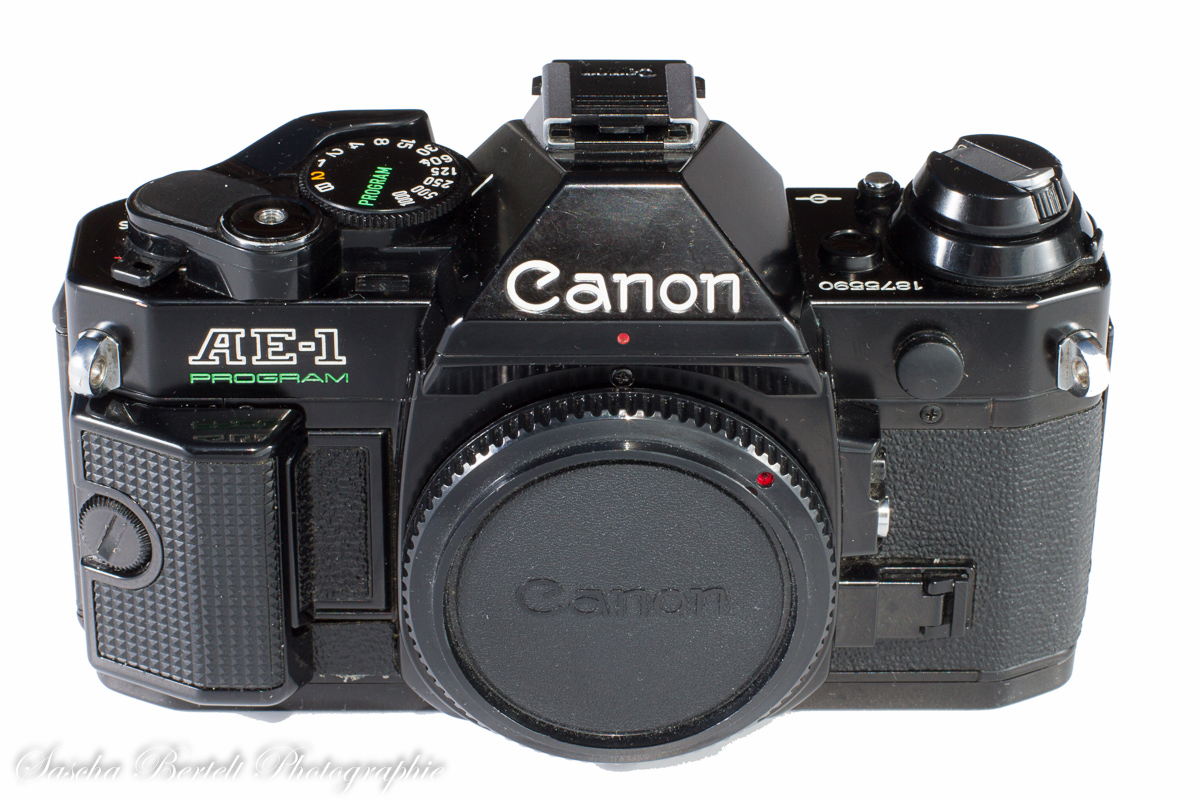 CanonAE-1Program